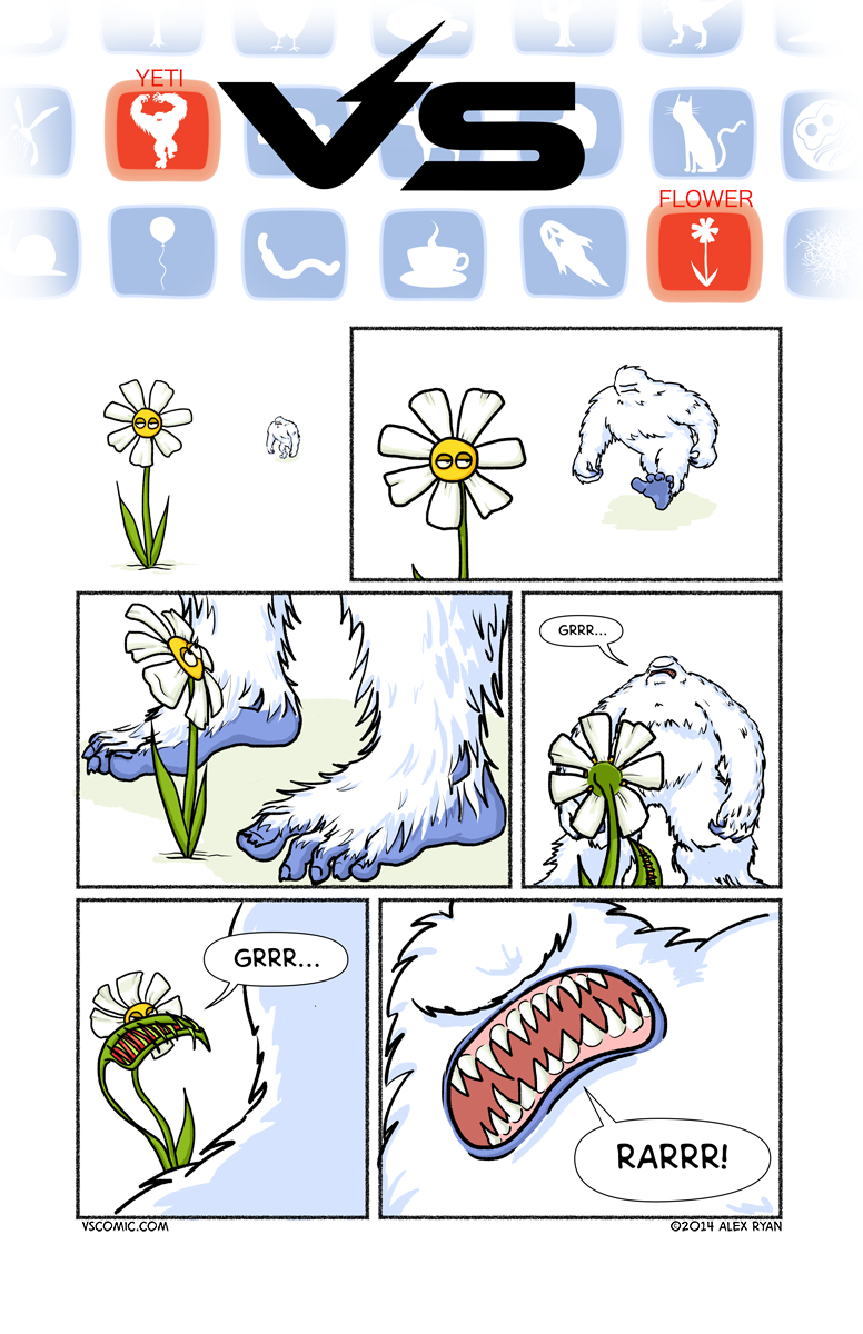 yeti-vs-flower1
