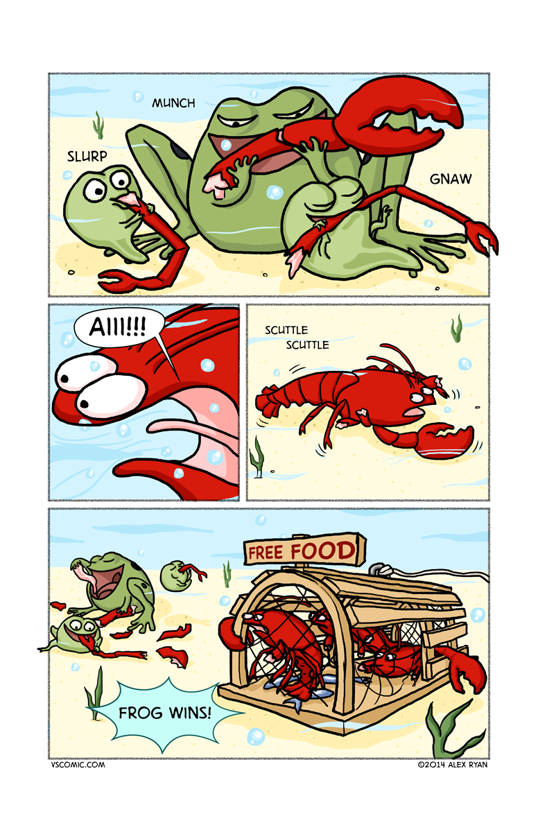 lobster-vs-frog-3
