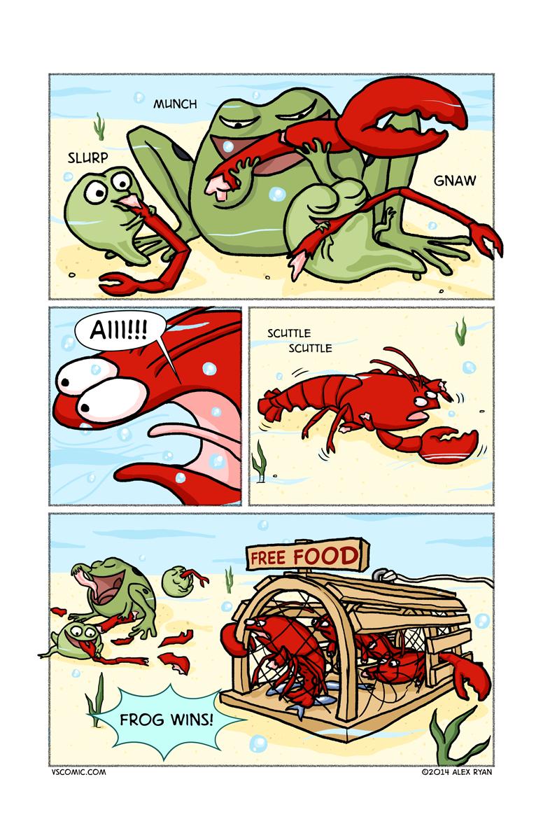 lobster-vs-frog-3