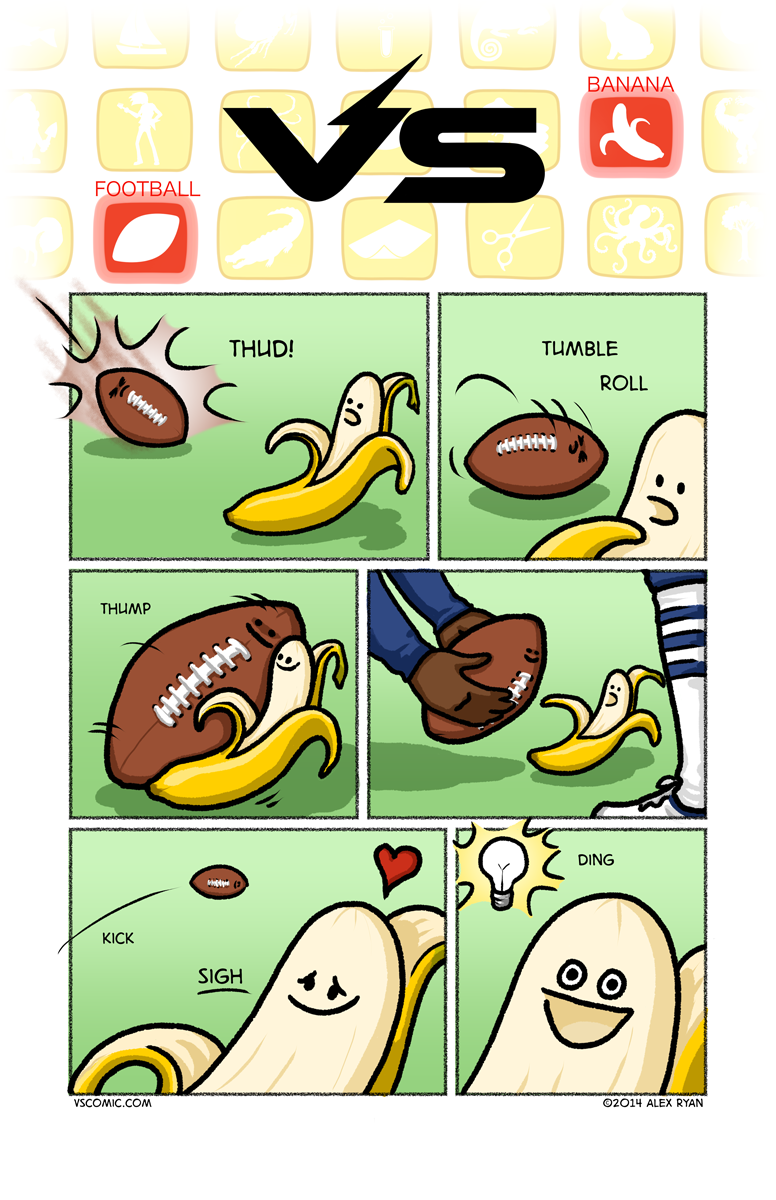 football-vs-banana-1