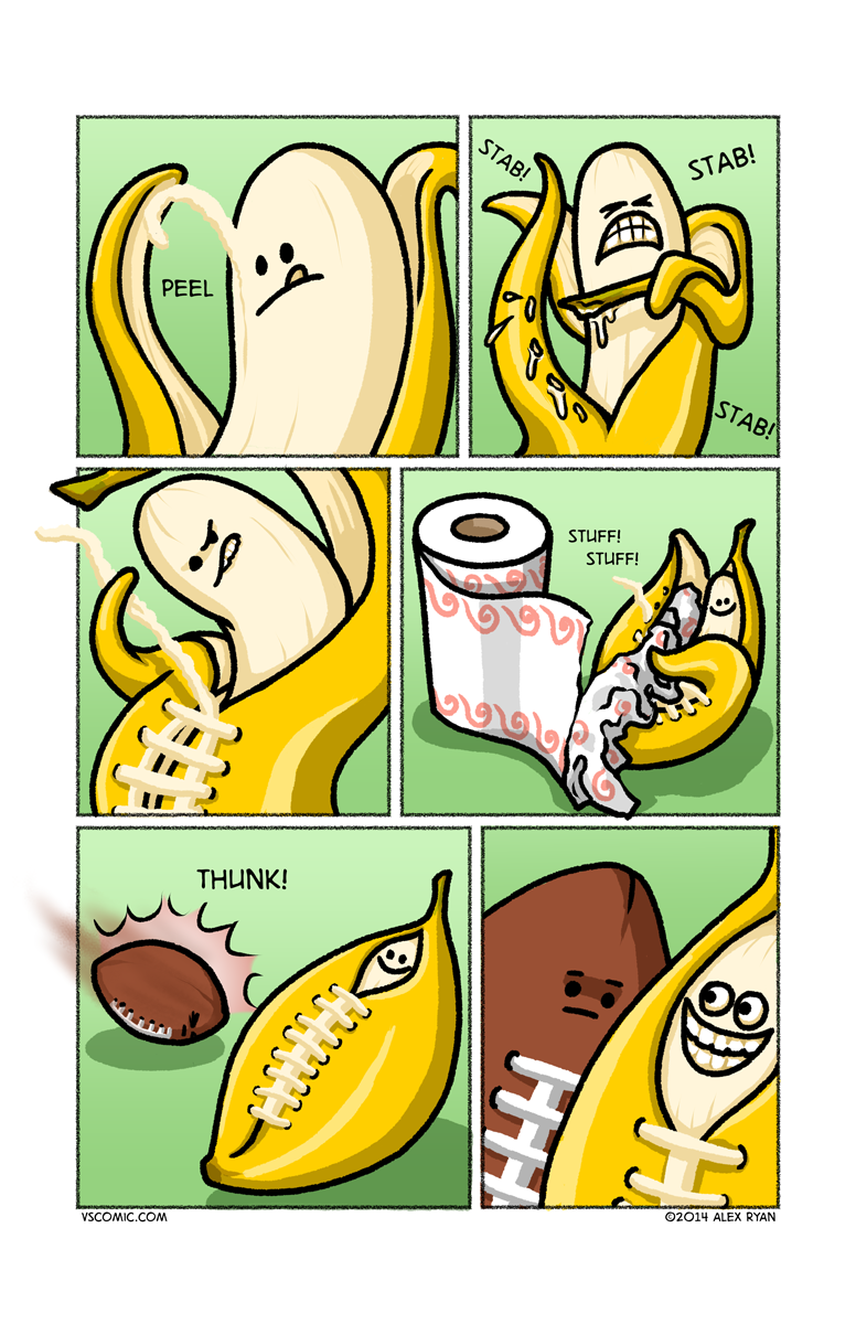football-vs-banana-2