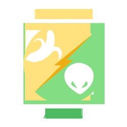 banana-alien