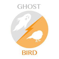 ghost vs bird icon