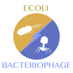 ecoli vs bacteriophage icon