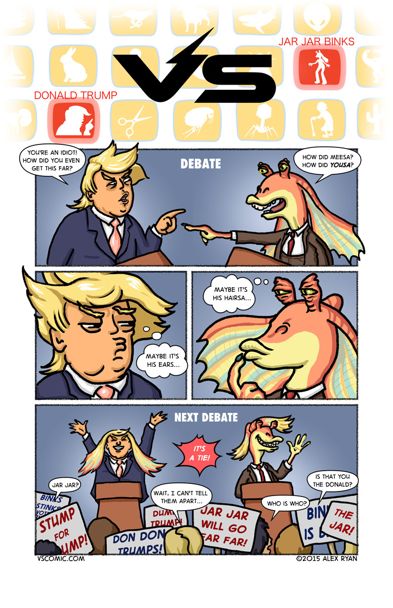 donaldtrump-vs-jarjarbinks
