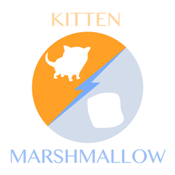 kitten-marshmallow