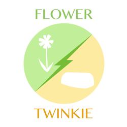 flower-twinkie