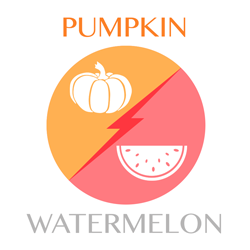 pumpkin-watermelon