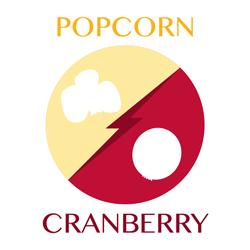 popcorn-cranberry