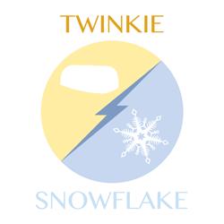 twinkie-snowflake