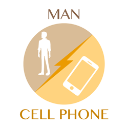 man-cellphone