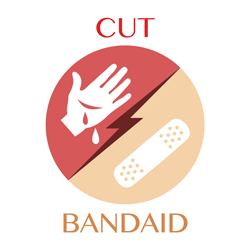 cut-bandaid