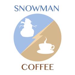 snowman-coffee