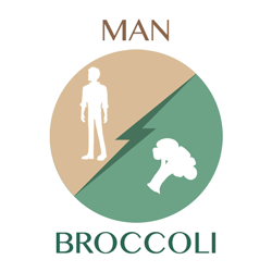 man-broccoli