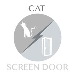 cat-screendoor
