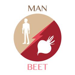 man-beet