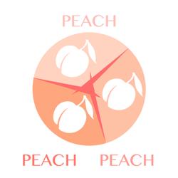 peach-peach-peach