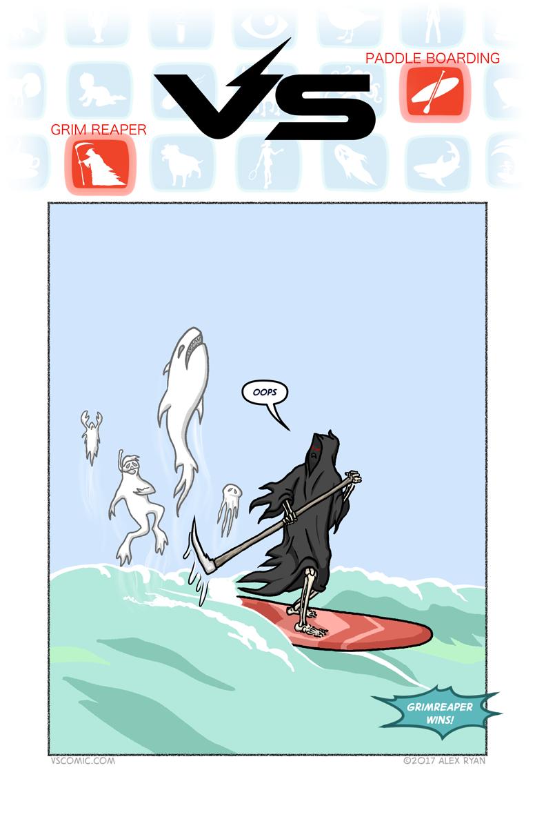 grimreaper-vs-paddleboarder