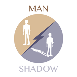 man-shadow