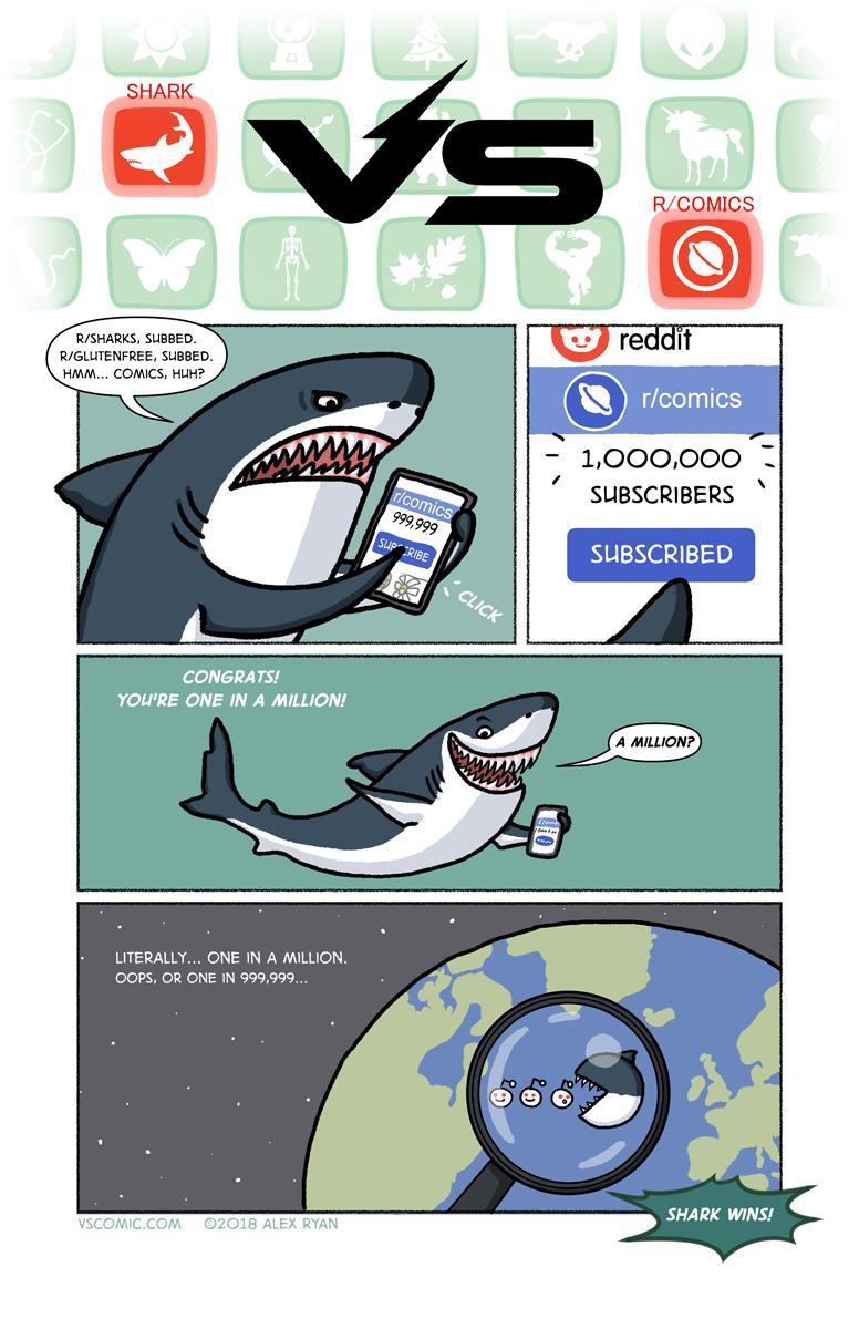 shark-vs-rcomics